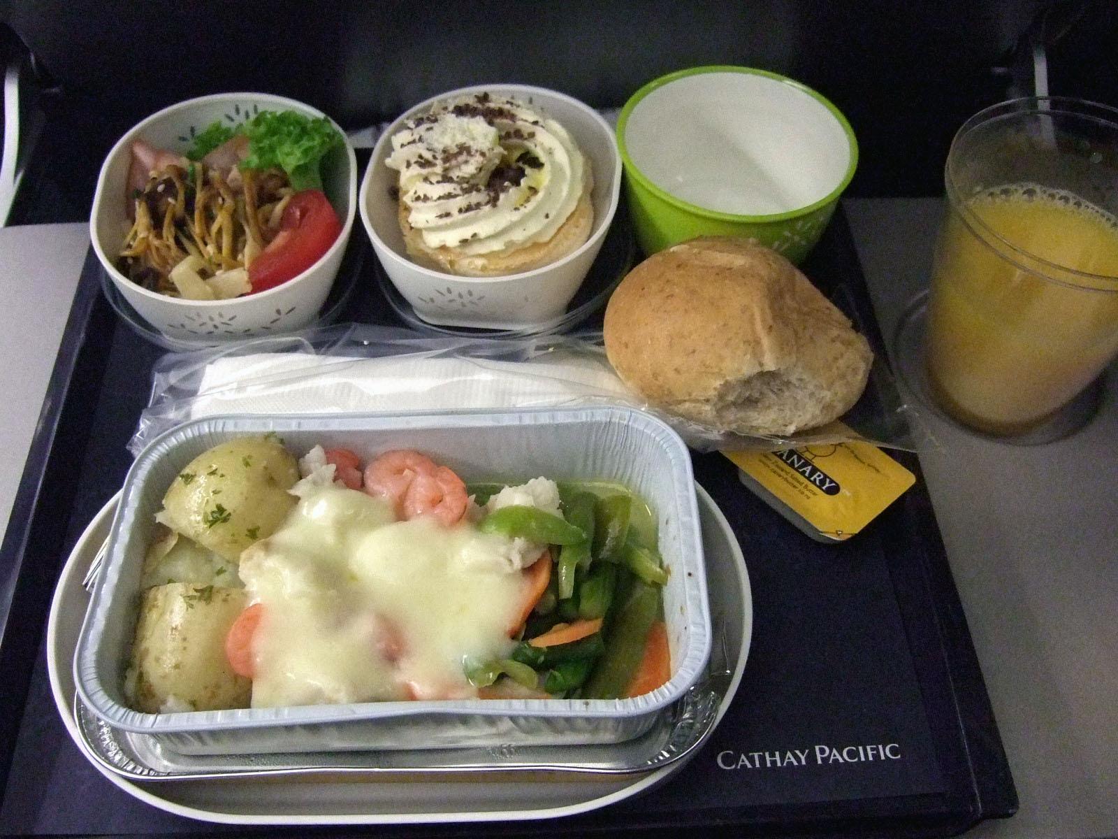 機内食,パン〈著作権フリー無料画像〉Free Stock Photos
