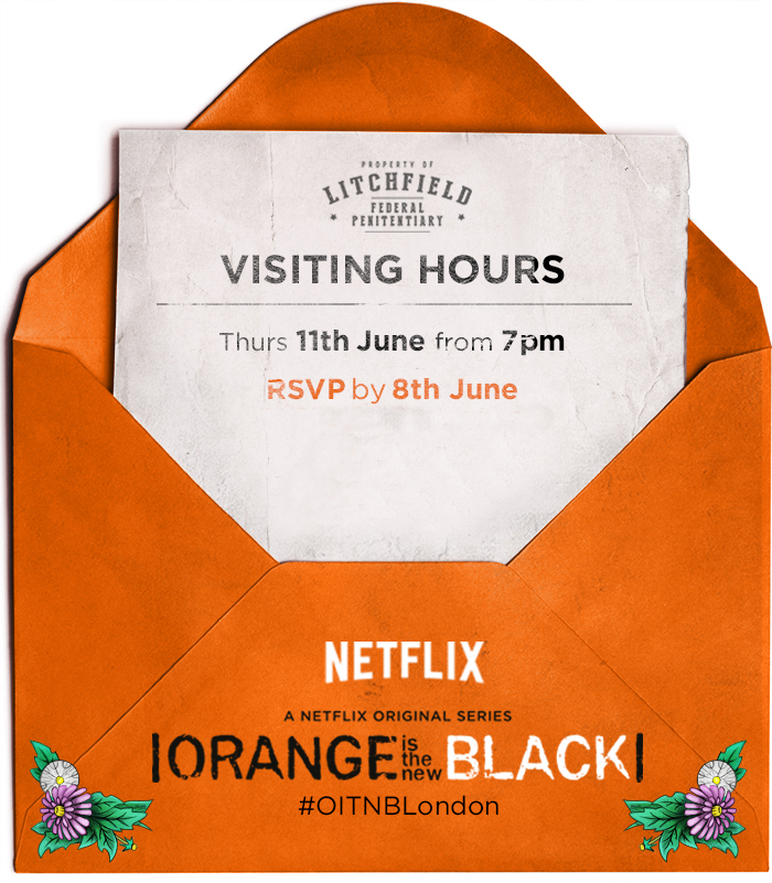 mamasVIB | V. I. BABYMAMAS: Doing TIME with Netflix and Orange Is the New Black new series launch!  orange is the new black | oitnb | netflix | stream team | tv series | launch tonight | new series | series 3 | piper chapman | orange | fashion | black | style | mamasvib | netflix streaming | dram series | blogging | event | premiere | london | oitnblondon | exposure pr | netflix tv | streaming tv service | mamasVIb | tv