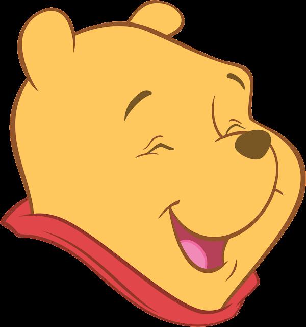 Turma do Ursinho Pooh Colorido