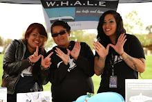 The W.H.A.L.E Team!