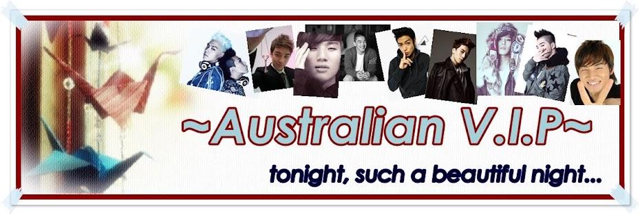 Australian V.I.P!