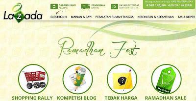 LAZADA Ramadhan Fest