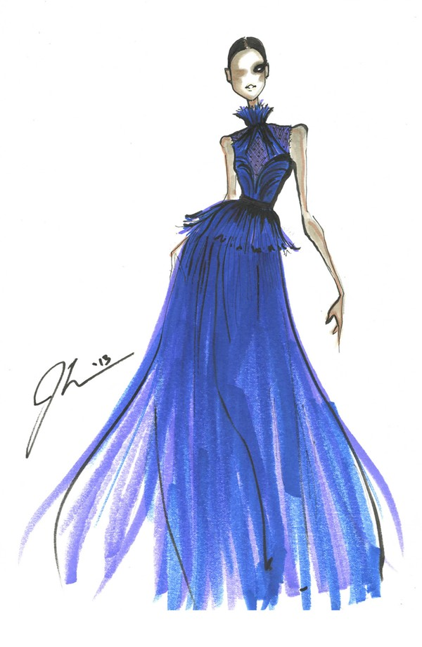 Trend flakes fashion beauty jason wu for lanc me for Jason wu fashion designer