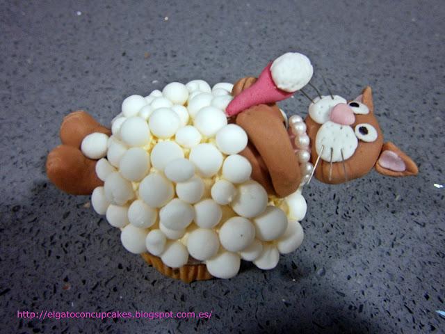 cupcake gata