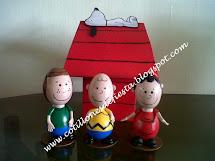 Caja Snoopy