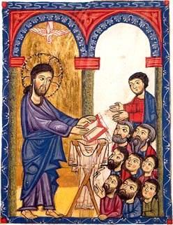Gesù legge il libro di Isaia dans immagini sacre 20060904%2BXt%2Bin%2BSynagogue