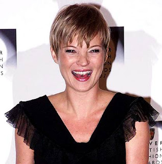 Kate Moss Short Hairstyles - Celebrity hairstyle ideas for girls