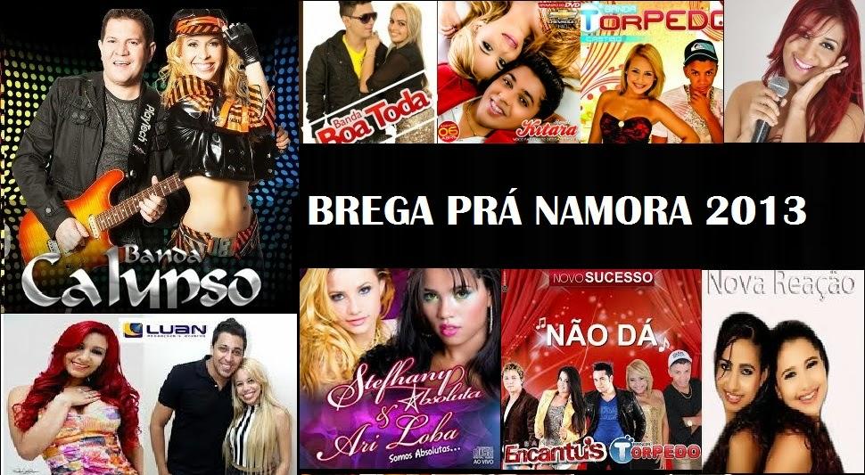 BREGA PRÁ NAMORA VOLUME 01