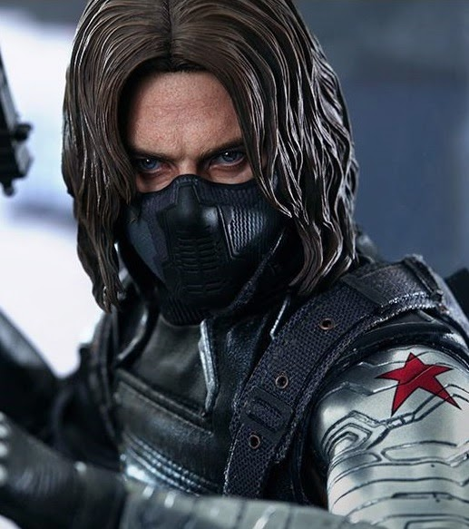 Pre Order Captain America: The Winter Soldier Winter Soldier 1/6th scale Collectible Figure MMS241