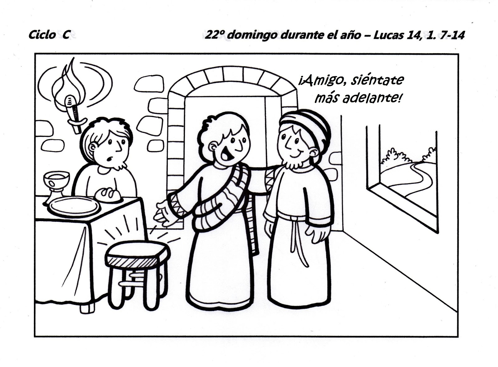 La Catequesis (El blog de Sandra): agosto 2013