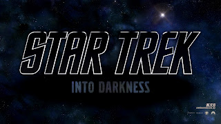Star Trek Into Darkness Text HD Wallpaper