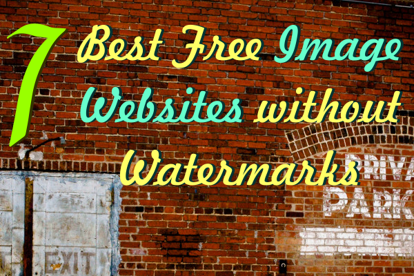 7 Best Free Websites without Watermarks