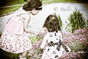 Noémi et Lilly-Anne