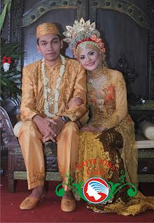 pengantin nasional muslimah modern