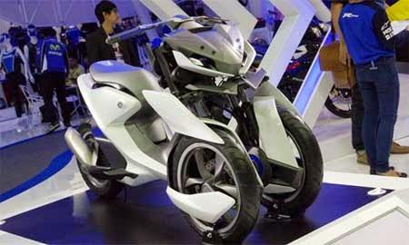 Konsep motor masa depan yamaha