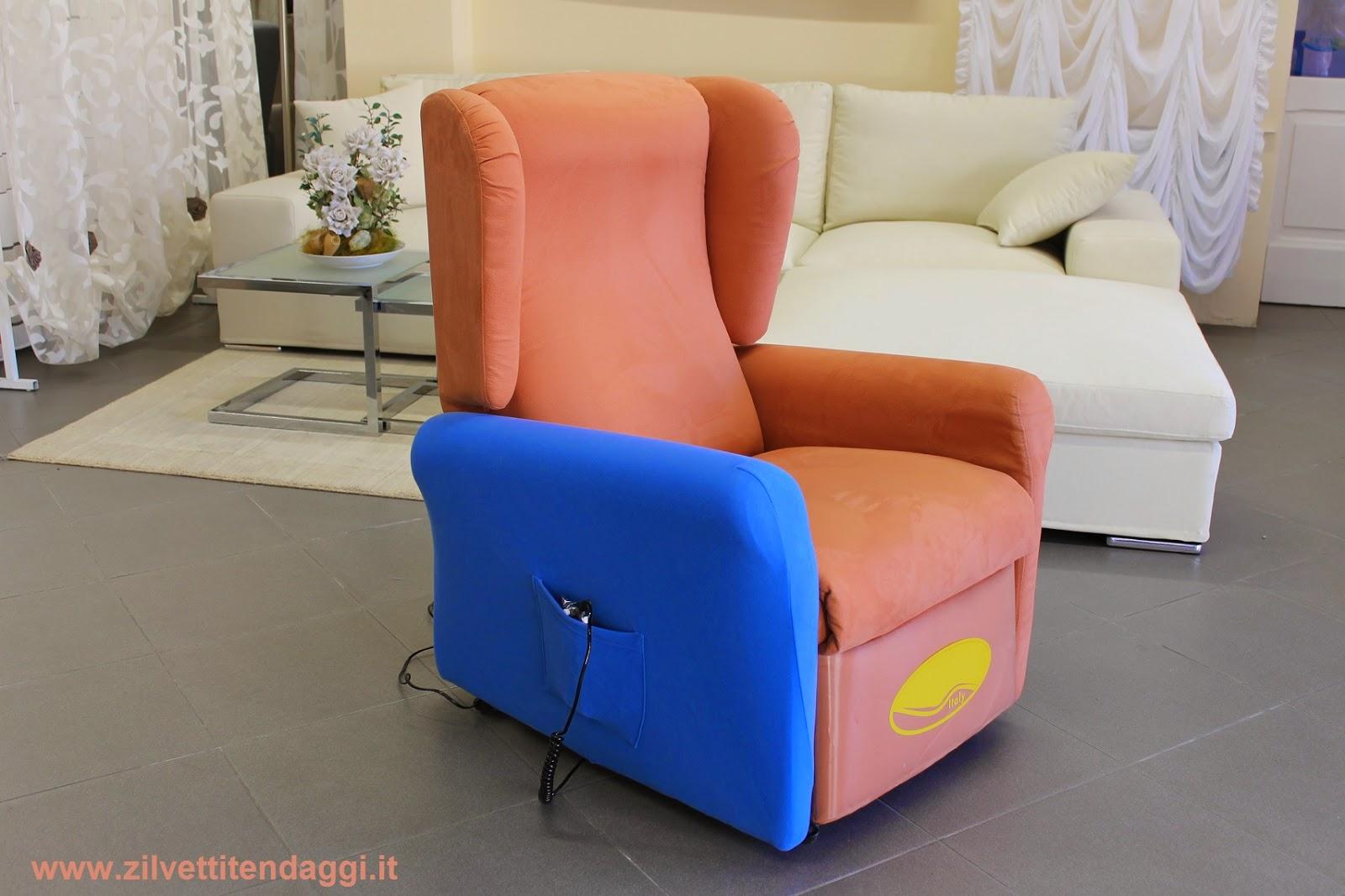 Cube: la poltrona relax più stretta dalle dimensioni ridotte ...