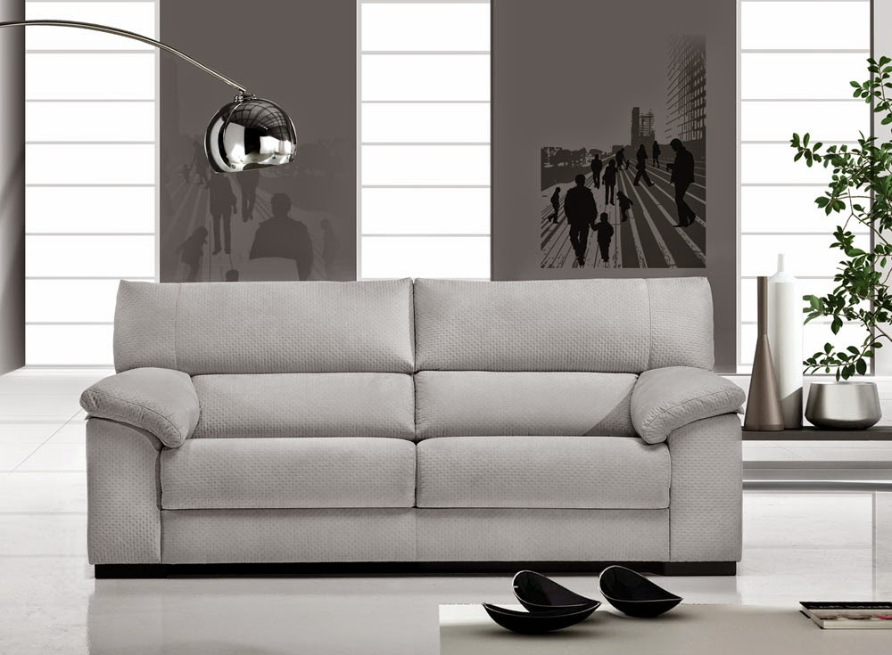 muebles josemari especial sofas poco fondo. Black Bedroom Furniture Sets. Home Design Ideas