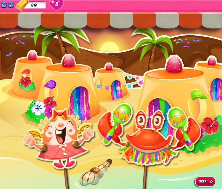 Candy Crush Saga 1326-1340