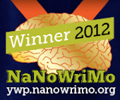 NaNoWriMo Winner 2012!