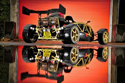 Ariel atom - racing cars - extreme cars