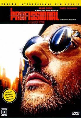 Filme O Profissional Dublado AVI DVDRip