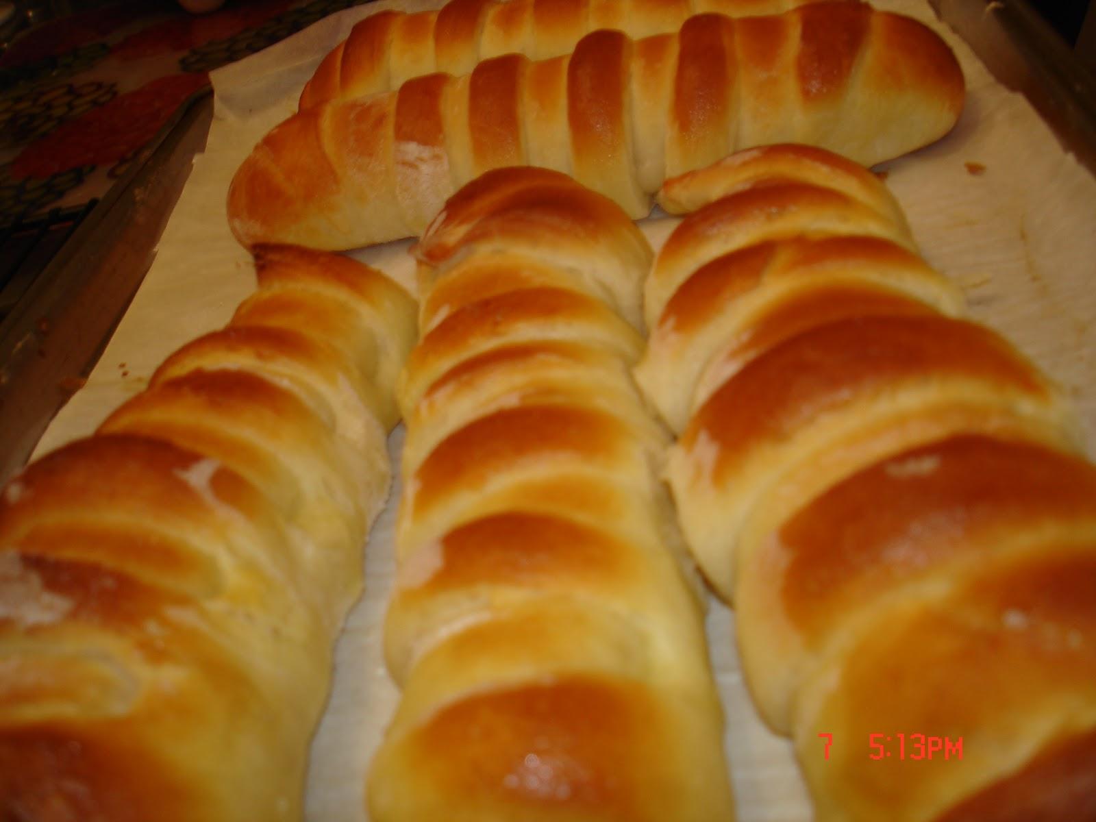 Pain Au Lait Petits pains au lait et a la