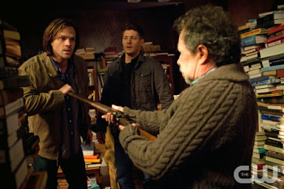 Supernatural S08E21. The Great Escapist