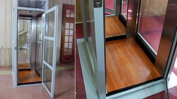 modelos de ascensores residenciales