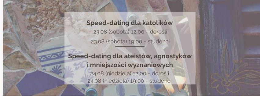 Speed-dating Kraków Wawelowe dla katolików