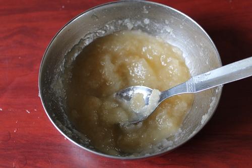 Как сделать яблочное пюре грудничку на зиму