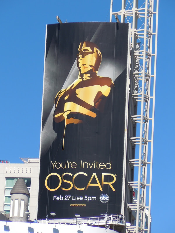 Oscar 2011 billboard