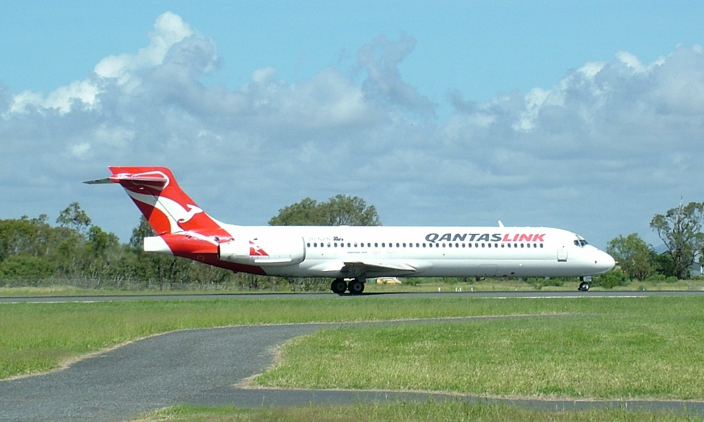 back to Brisbane. The B717 200 is expected to return to Rockhampton