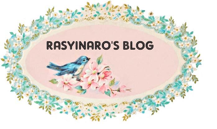 Rasyidah Najihah Rosli Diary