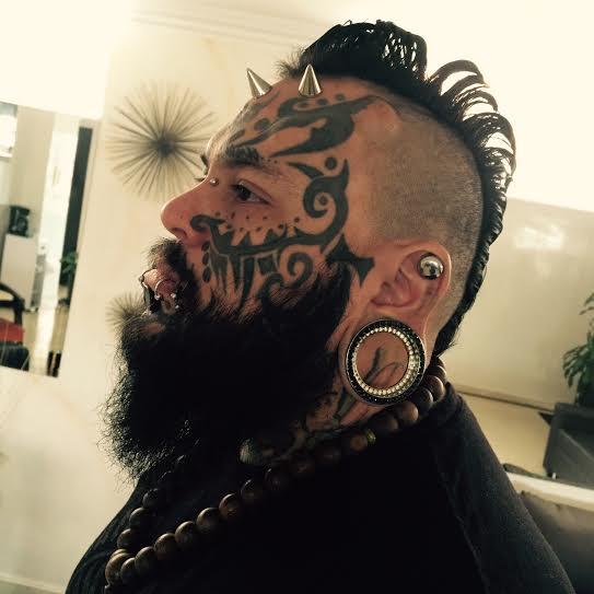 emilio tattoo expotattoo caracas venezuela