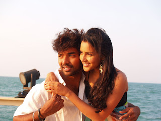 Priya Anand & Lakshmi Rai Hot swim suite photo from 'Live' cinema