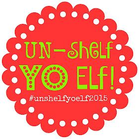Un-shelf Yo Elf 2015!