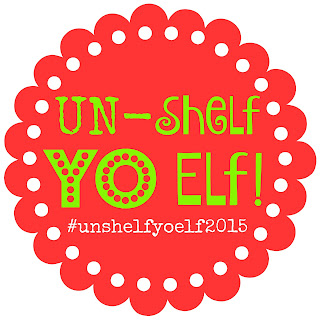 Un-shelf Yo Elf 2015!