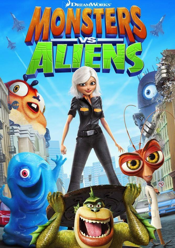 Watch Monsters vs Aliens HD Online Free