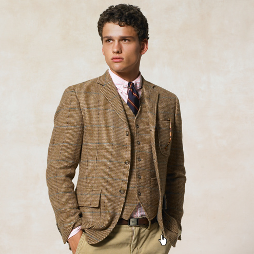 Dapperman101: The Tweed Sport Coat