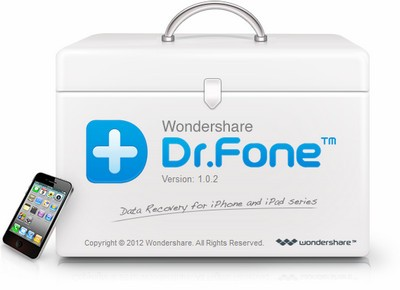 Wondershare+Dr.Fone Wondershare Dr.Fone 1.0.2.5 iPhone 5