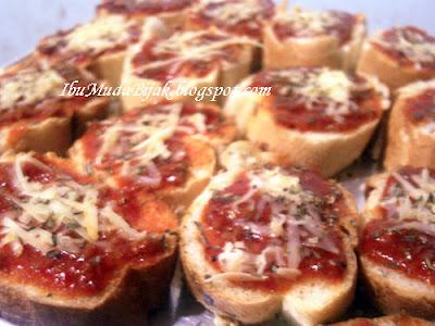 Resep Tomato Bruschetta