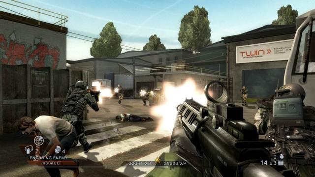 Capturas Descargar Tom Clancys Rainbow PC Full