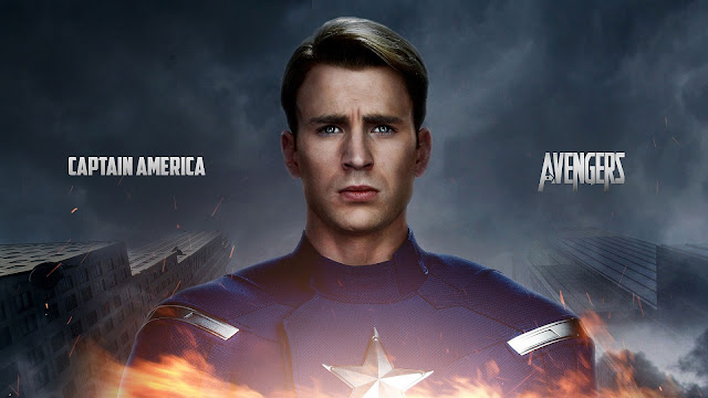 Captian America The Avengers 2 HD Wallpaper