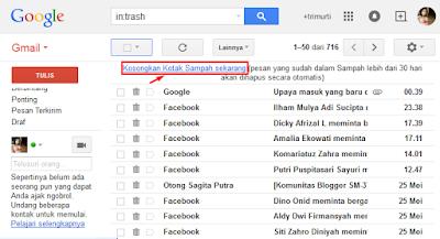 Tips Menghapus Pesan Gmail Secara Cepat 2