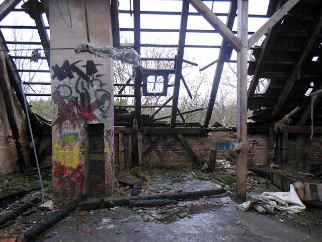 opuszczony szpital dziecięcy w Berlinie, opuszczone miejsca Berlin, abandoned Berlin
