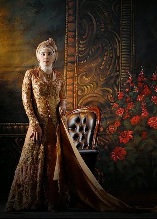 Tips Dalam Mendesain Gaun Pengantin Muslimah