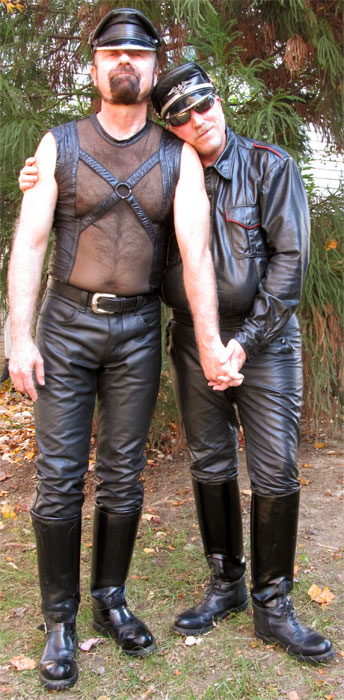 leather Blog gay