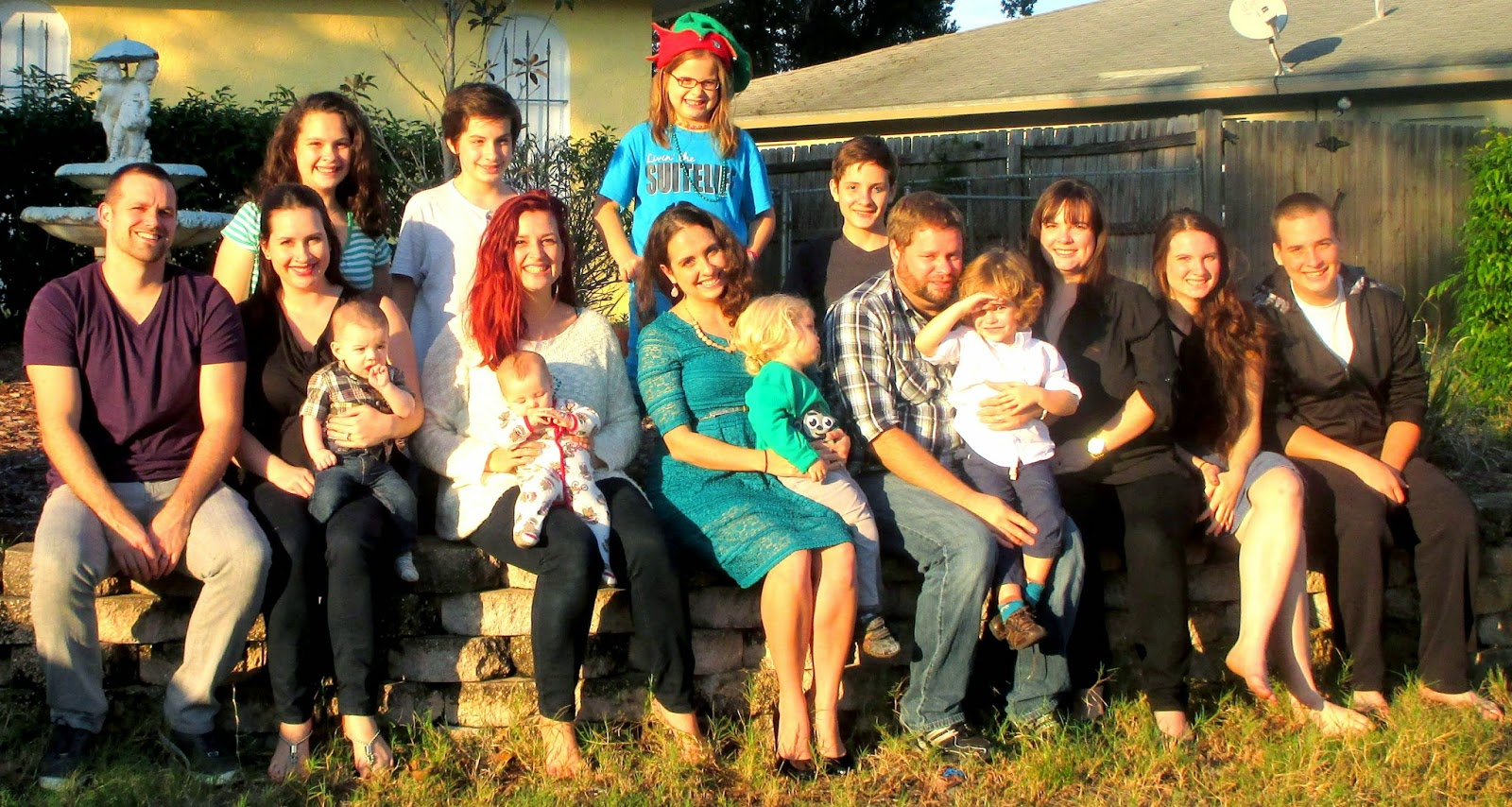 My Children and Their Families