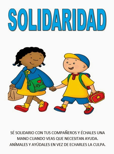 "Valor ""Solidaridad"""