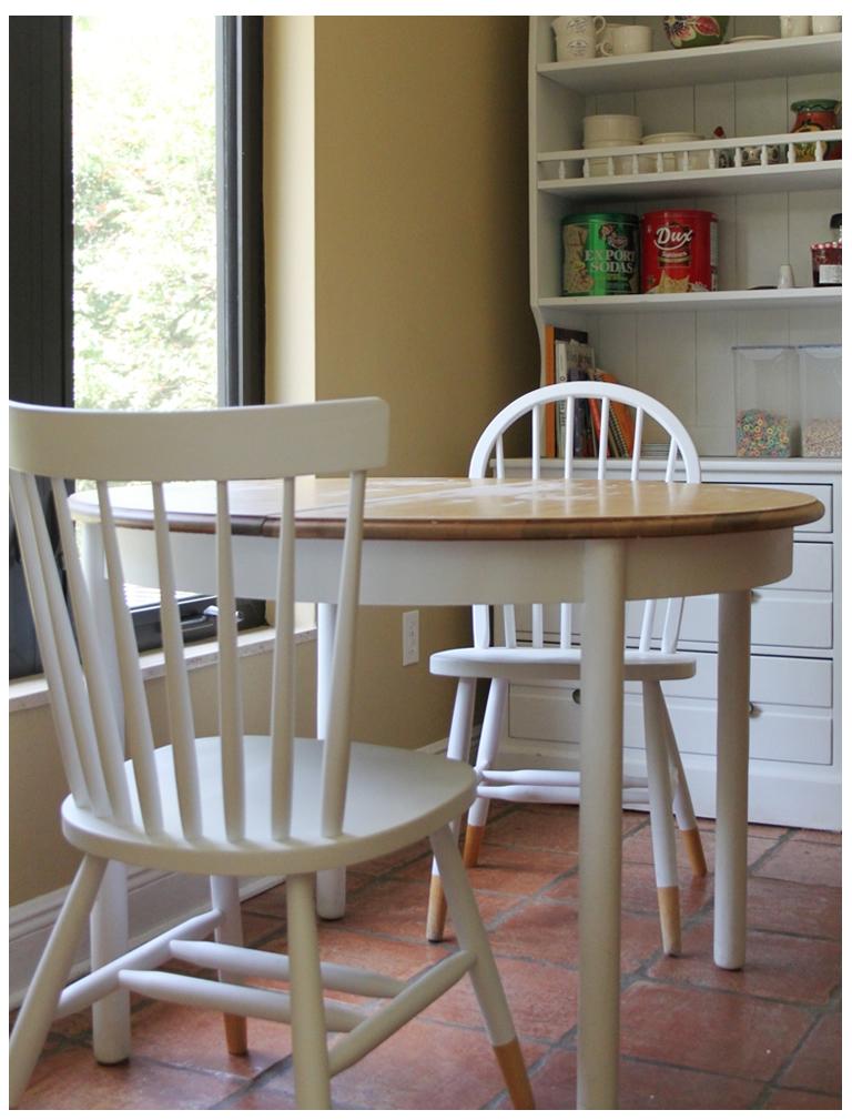 Della calle mucho gusto silla windsor for Sillas para comedor diario